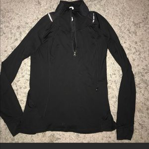 Lululemon quarter zip running jacket